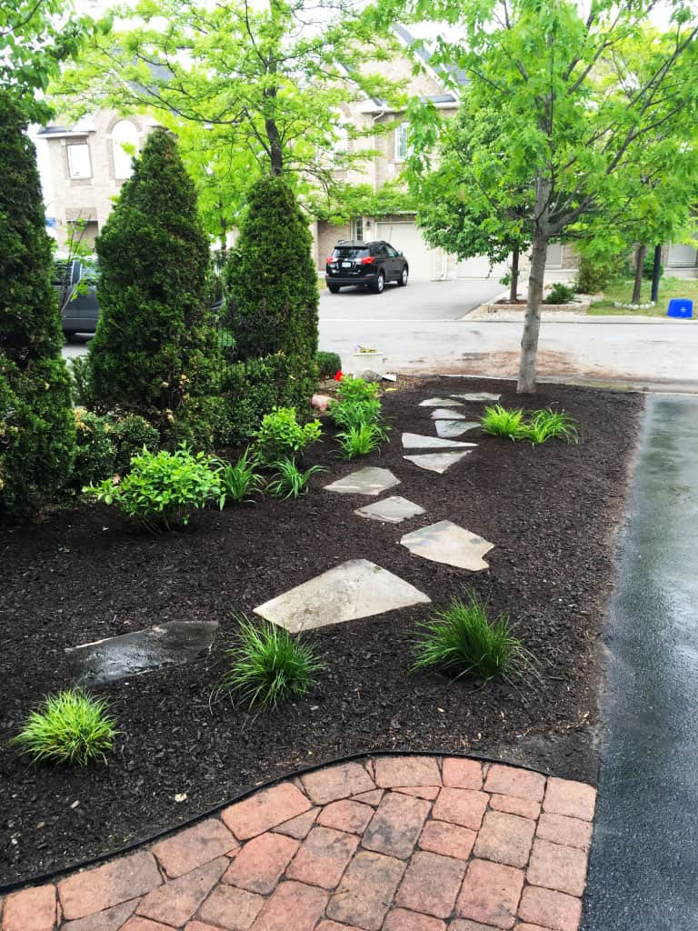 Stepping Stone Garden