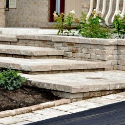 interlock stone neighborscape