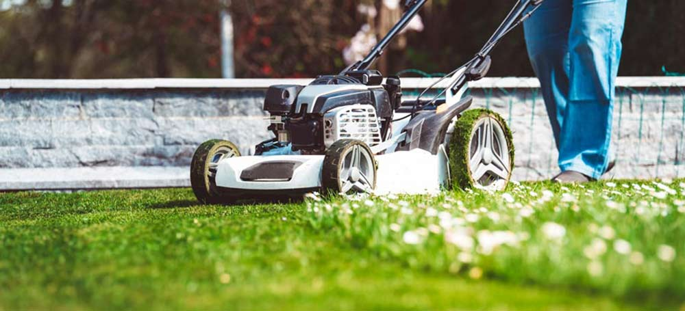 Raising your Lawn Mower