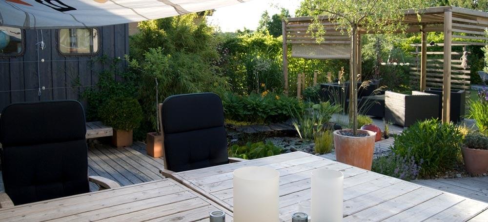 Backyard Patio Shade